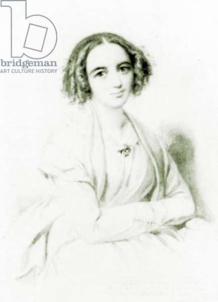 Fanny MENDELSSOHN-BARTHOLDY  by