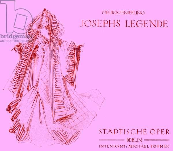 STRAUSS Richard -Josefslegende,
