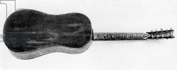 Guitar by Martin Kaiser