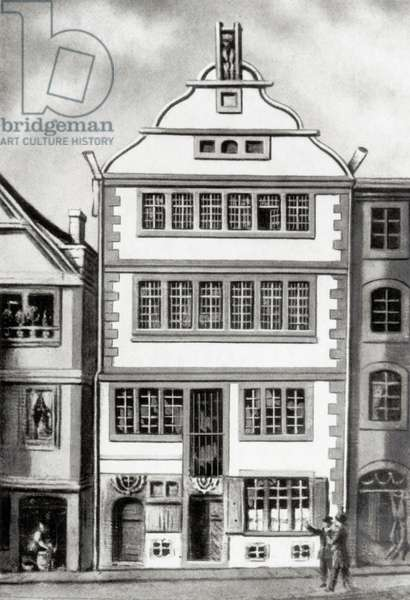 Beethoven 's parents' house