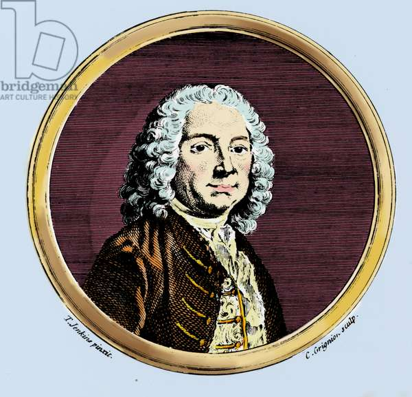 GEMINIANI Francesco - portrait