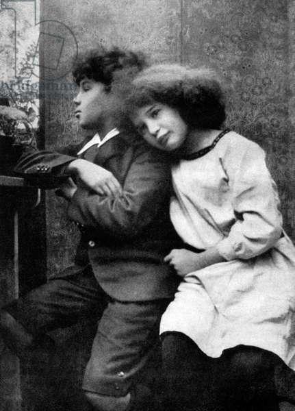 Samuel Coleridge Taylor 's children