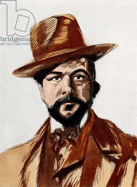 Claude Debussy -