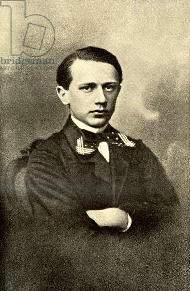 Pyotr Il'yich Tchaikovsky as