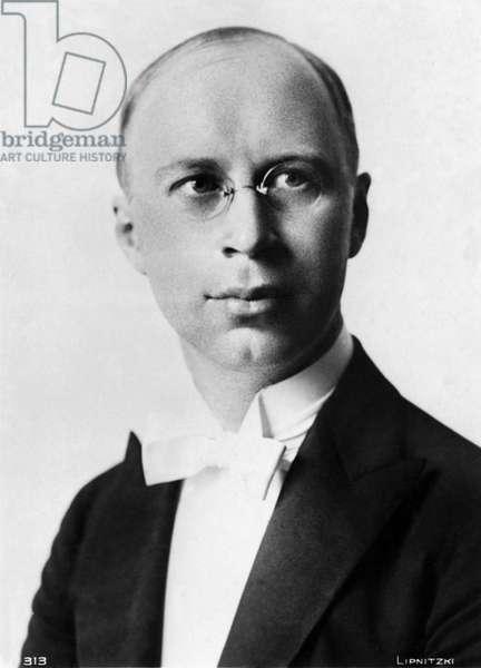 Sergei Prokofiev in concert