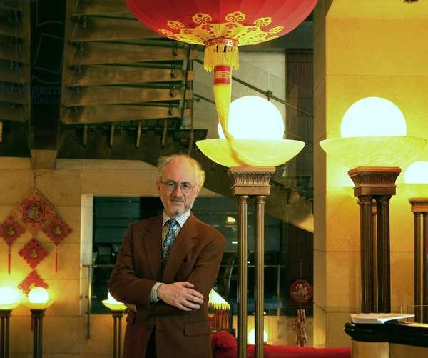 Norman Lebrecht in Beijing