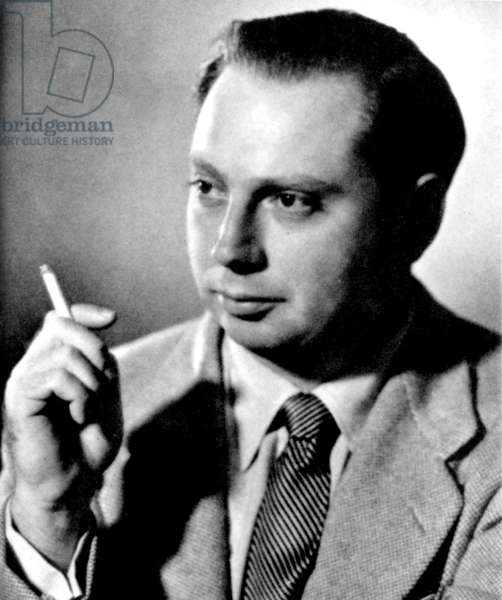 Isaac Stern, Ukrainian-American violinist