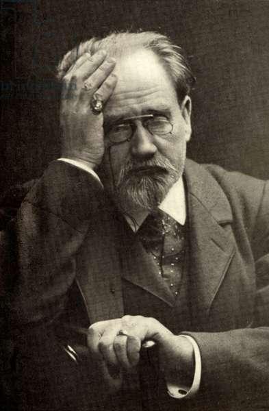 ZOLA Emile French Novelist