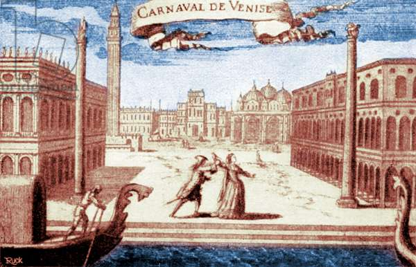 'Le carnaval de Venise' by Andre Campra