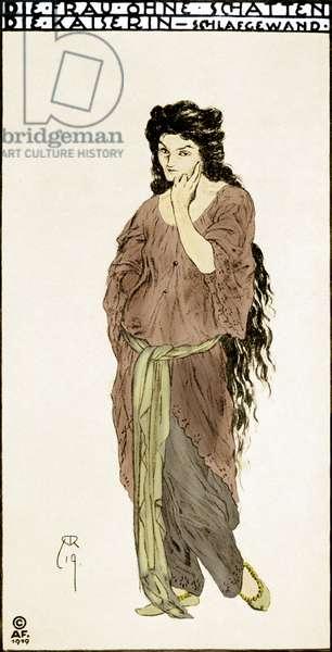 Die Frau ohne Schatten by Richard Strauss