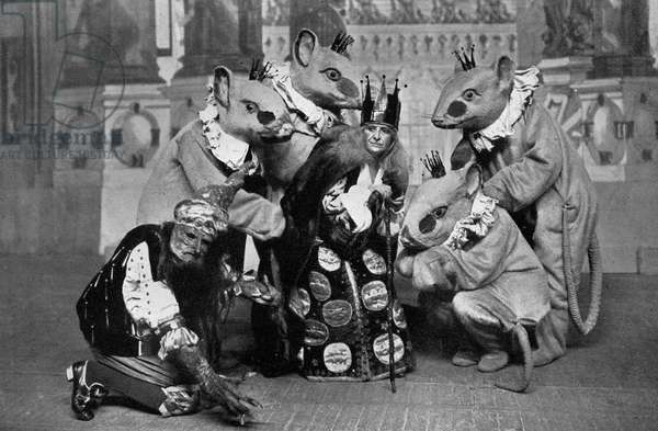 Leon Bakst's animal costumes