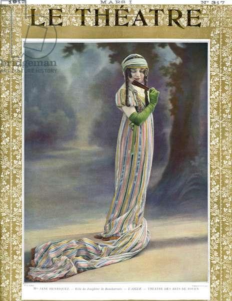 Jane Henriquez as Josephine de Beauharnais