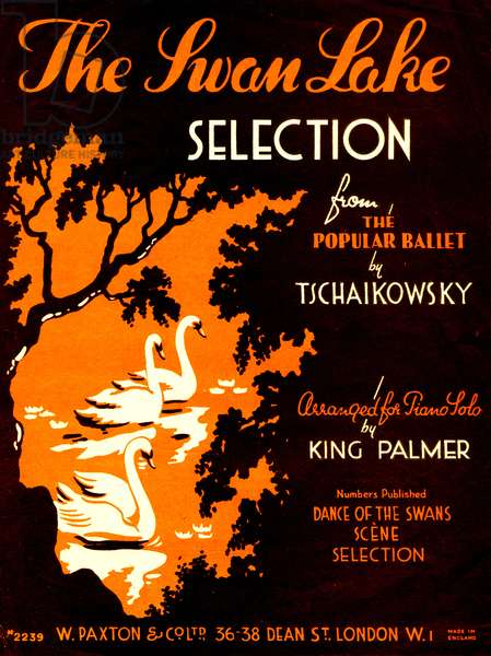 Tchaikovsky  'Swan Lake