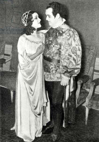 Gounod's opera 'Romeo and