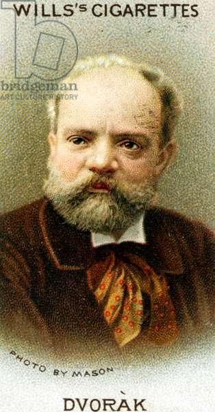 Antonin Dvorak portrait on