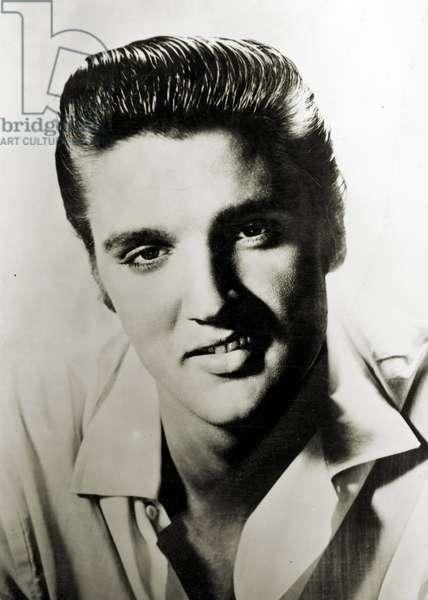 Elvis PRESLEY portrait