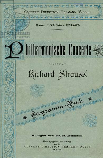 Richard Strauss Berlin