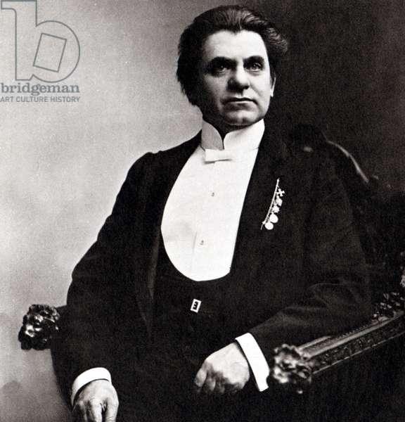 Heinrich Conried Director of