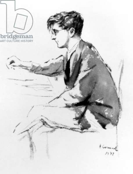 Dmitri SHOSTAKOVICH - portrait