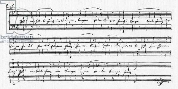 Franz Joseph Haydn 's