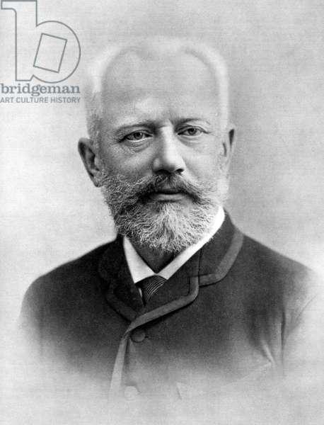 Pyotr Ilyich Tchaikovsky -