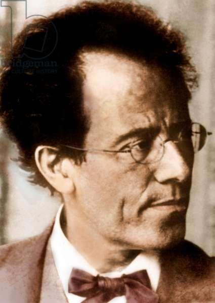 Gustav Mahler - portrait