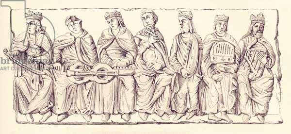 Medieval concert