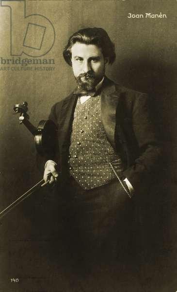 MANÉN Juan Catalan Composer