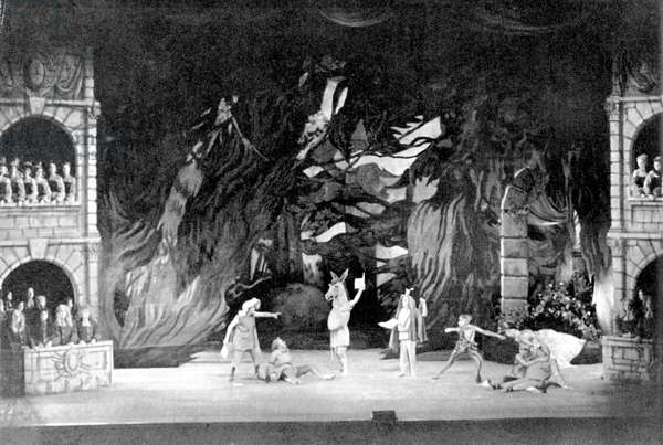 Purcell 's The Fairy Queen by Sadler's Wells Ballet
