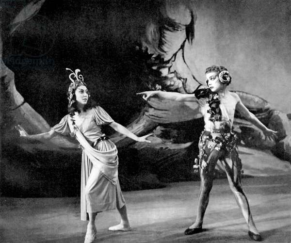 Purcell's The Fairy Queen