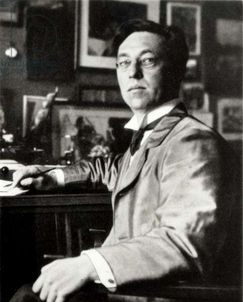Wassily KANDINSKY in his