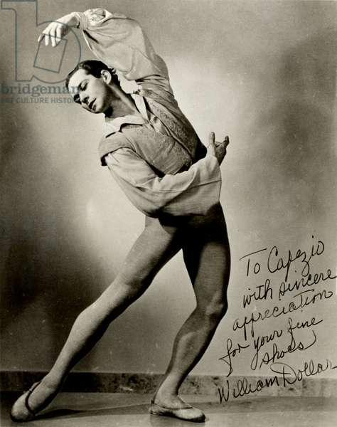 William Dollar in ballet