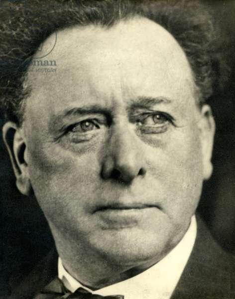 Willem Mengelberg Dutch Conductor