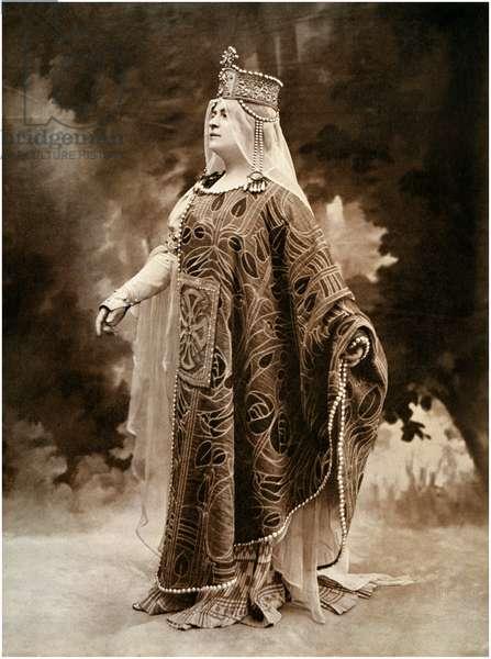Marie Delna as Massenet 's Hérodiade
