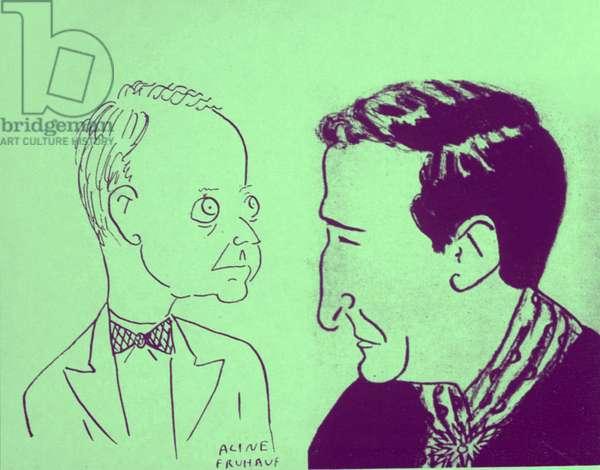 Virgil Thomson & Gertrude