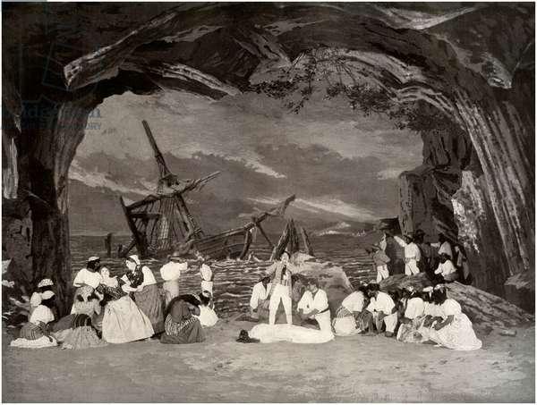 Paul and Virginia, operetta by Victor Massé