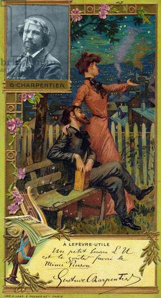 Gustave Charpentier 's opera