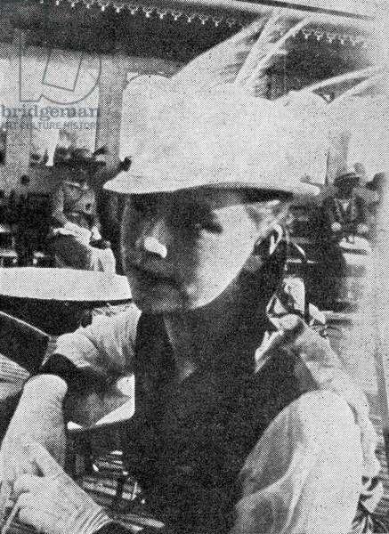Marie Rambert aged 25  in 1913