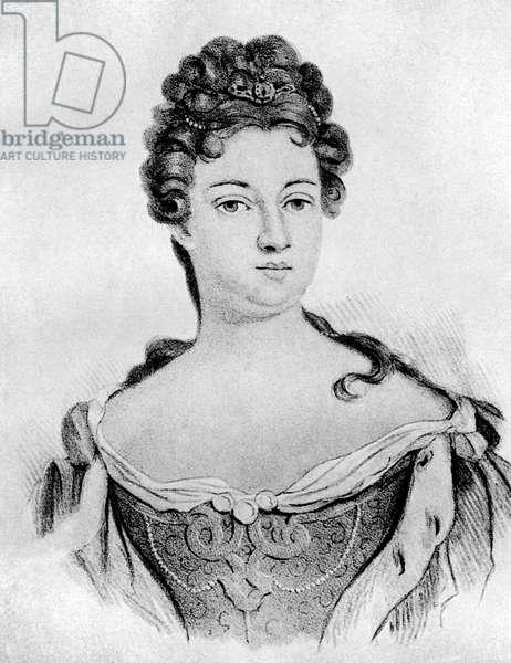 Sophia Charlotte of Hanover