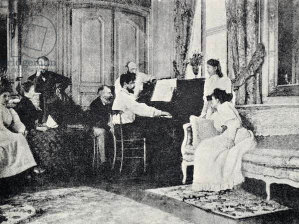 Claude DEBUSSY - at