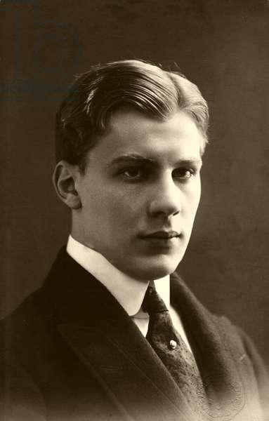 Fyodor CHALIAPIN  Portrait