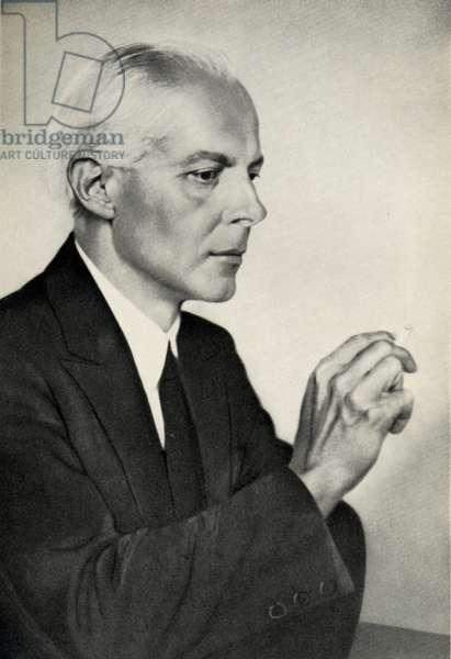 Bela Bartok in 1931