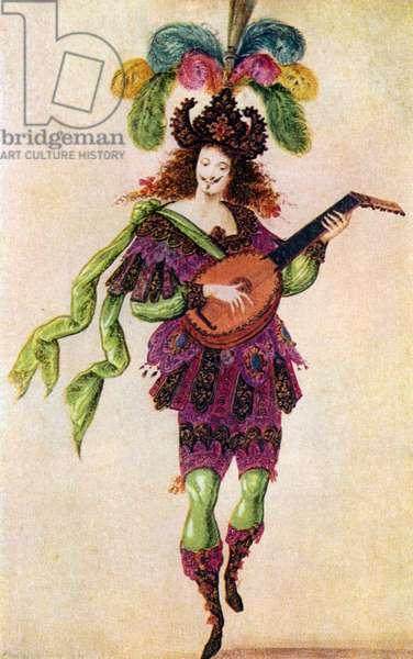 LOUIS XIV musician 's