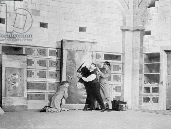 Le Mysterieux Jimmy - 1911 production