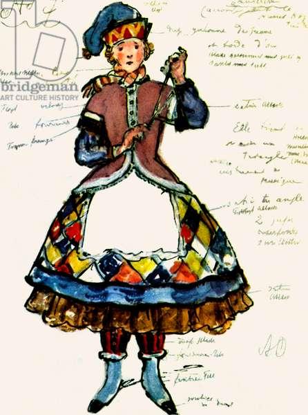 Petrushka - ballet by Igor Stravinsky