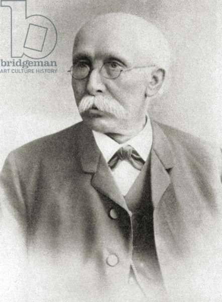 Franz SStrauss - portrait