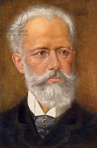 P I Tchaikovsky -