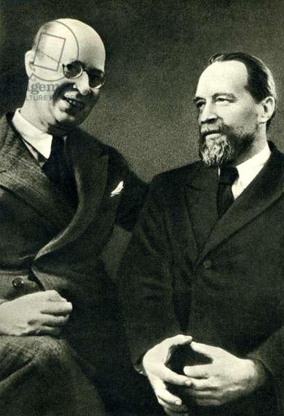 Sergei Sergeyevich Prokofiev and