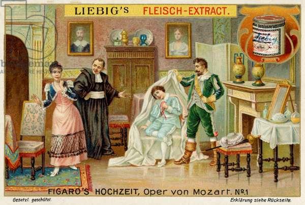 Wolfgang Amadeus Mozart opera