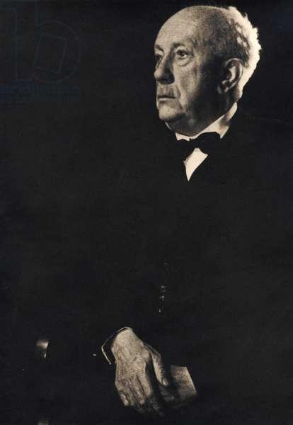 Richard Strauss - portrait
